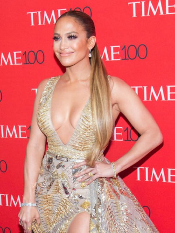 Raskošni stajling Dženifer Lopez na gala večeri Time 100