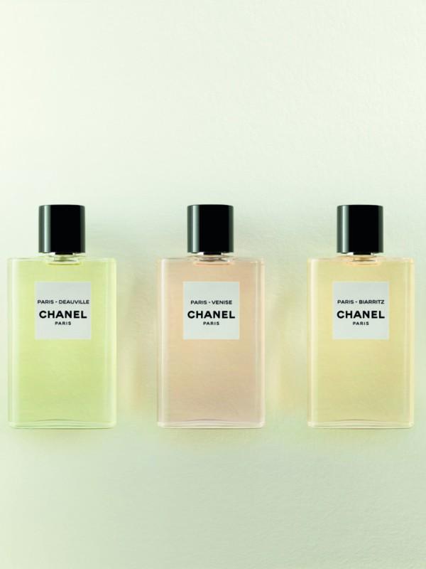 Tajna postaje jasna: novi mirisi Les Eaux de Chanel