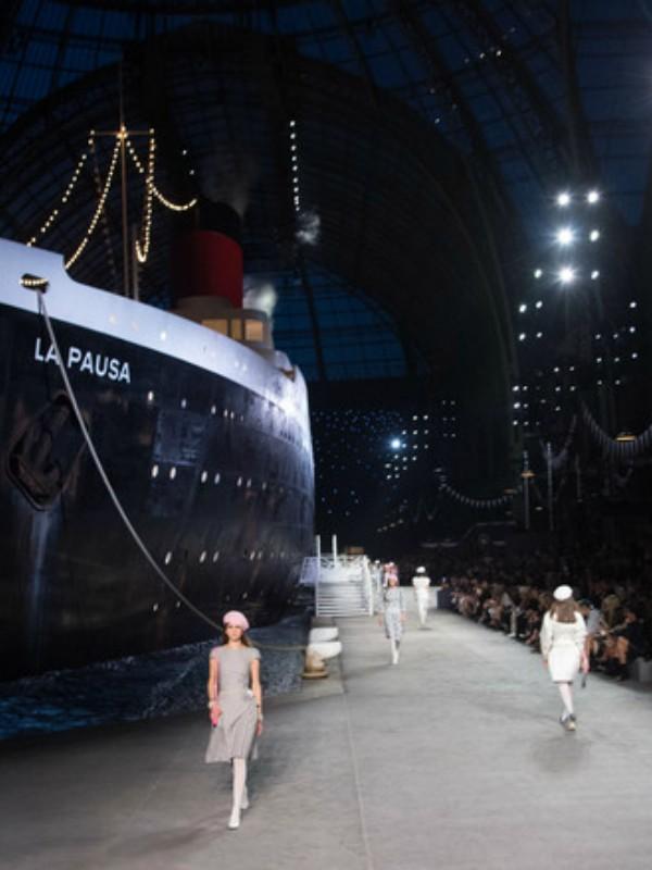 Bon voyage - Chanel Cruise 2018/19