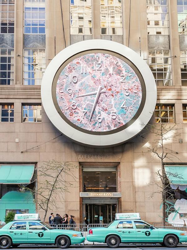 Tiffany & Co. obojio je Njujork u plavo