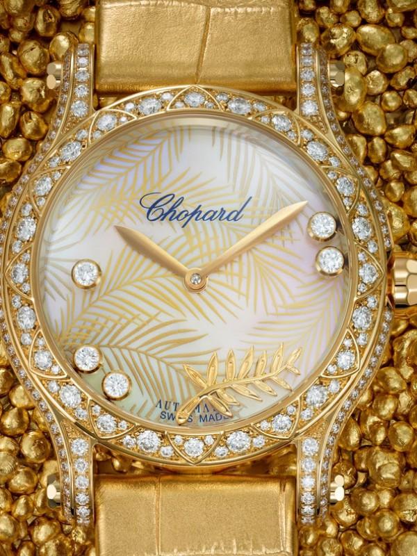 Chopard je objavio novi sat posebno za filmski festival u Kanu