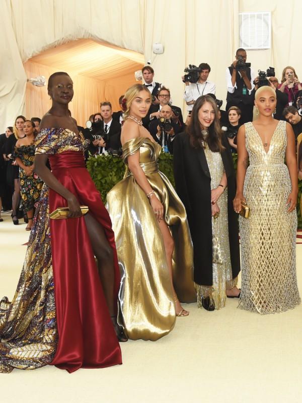 H&M na Met Gala svečanosti: unikatne haljine za najvažnije modno veče