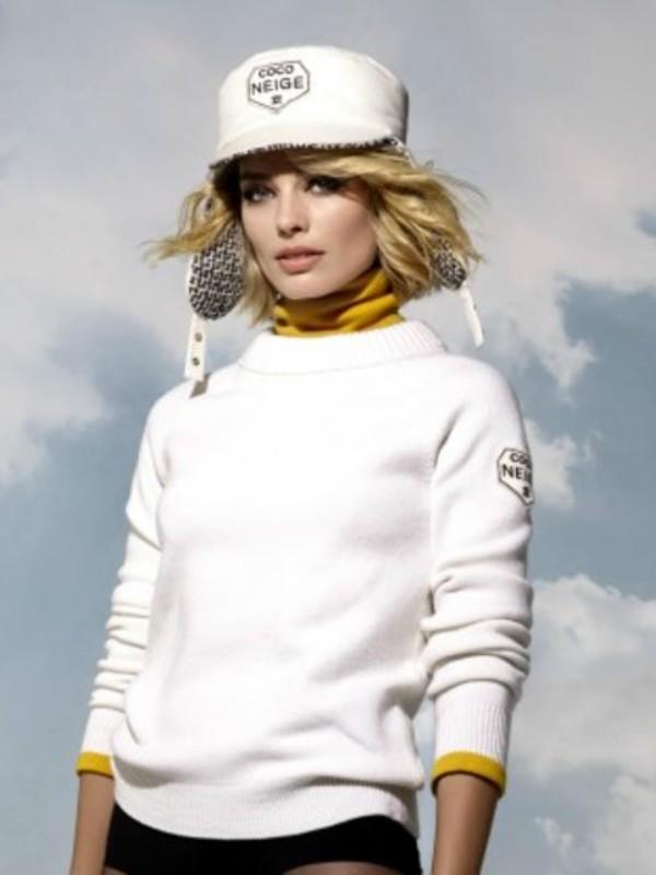 Margo Robi - novo lice Chanel Coco Neige