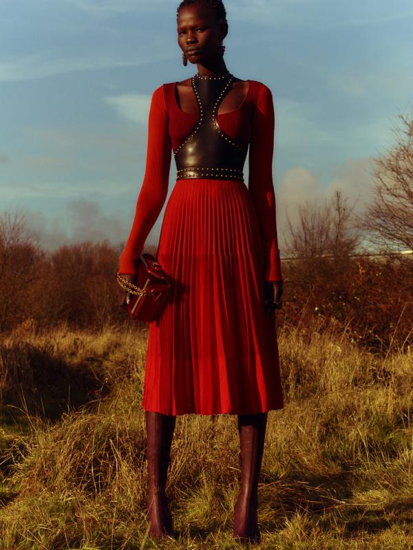 Umetnost i zanat: Alexander McQueen Pre-Fall 2018