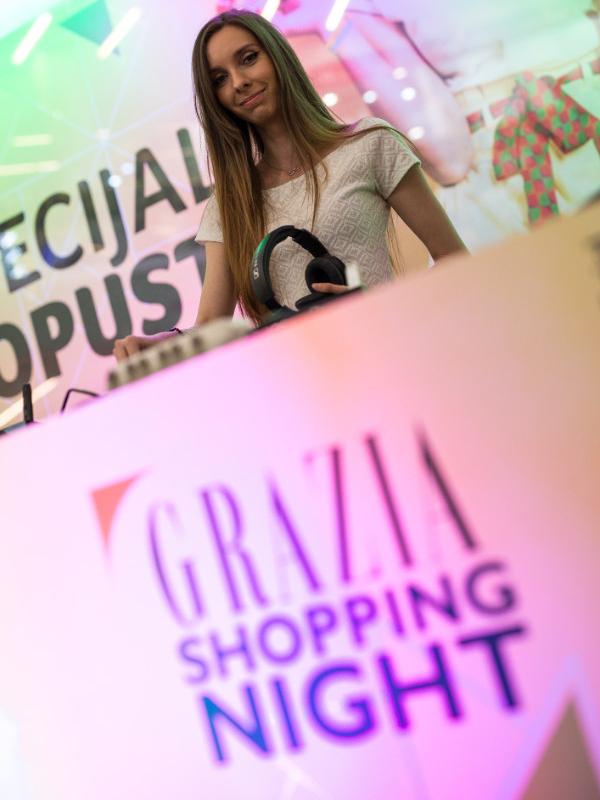 Izveštaj sa događaja – Grazia Shopping Night u šoping centru Kragujevac Plaza, 12. maj