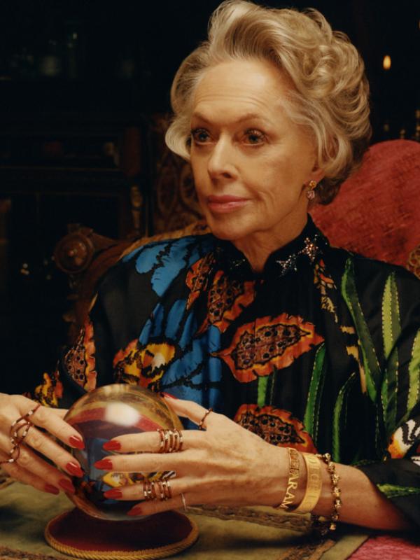 88-godišnja Tipi Hedren - lice kolekcije nakita Gucci