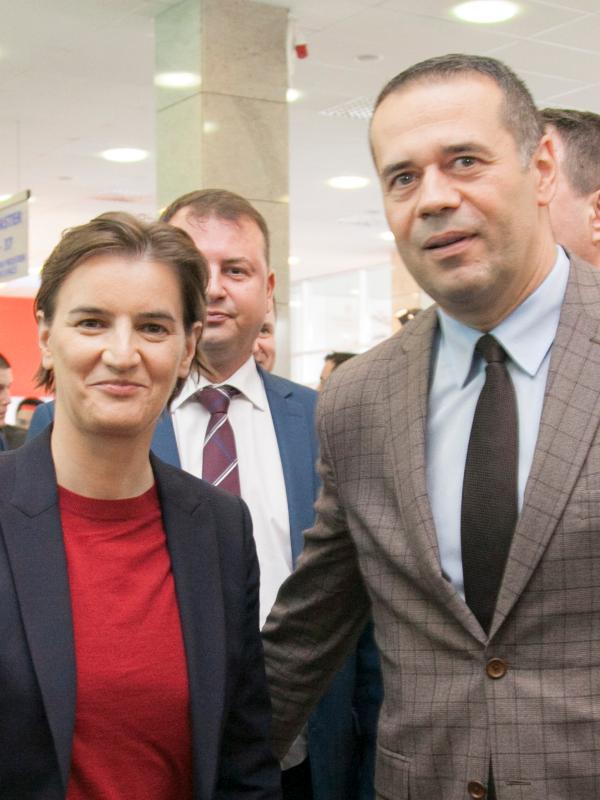Premijerka Ana Brnabić posetila štand Generali Osiguranje  na sajmu poljoprivrede