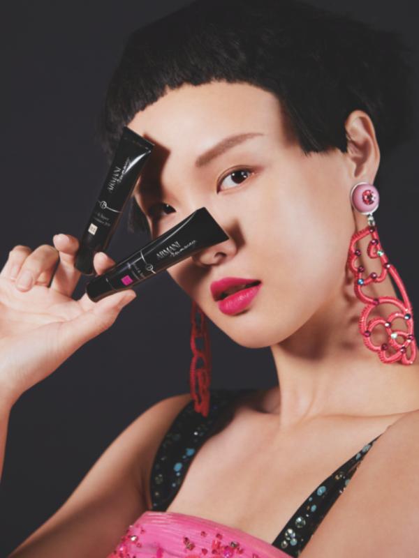 Blend & Layer Couture Kit: nova makeup kolekcija Giorgio Armani