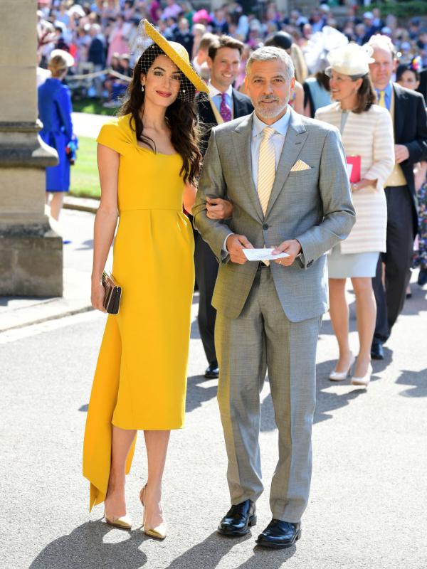 Slavne zvezde na venčanju princa Harija i Megan Markl