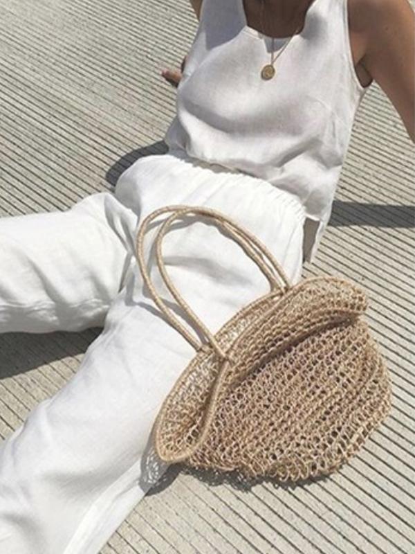Trendi odeća od lana koju treba kupiti pre početka leta