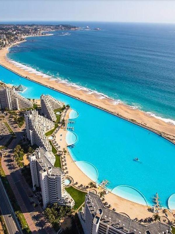 Putovanje: 5 najneverovatnijih bazena na svetu