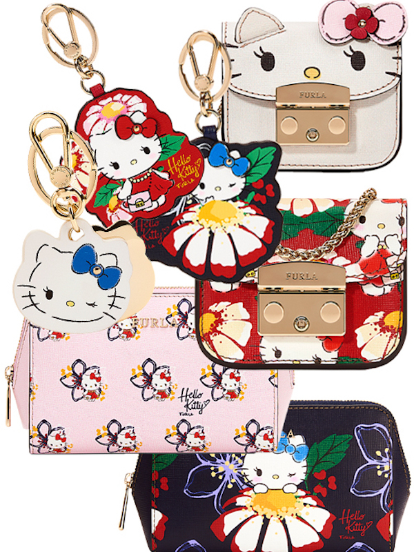Nova kolekcija: Furla x Hello Kitty