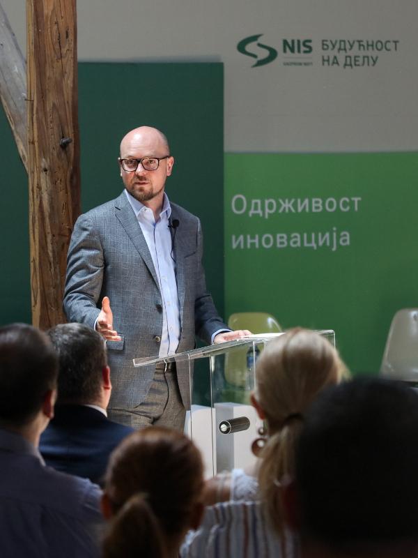 NIS - lider održivog razvoja u Srbiji
