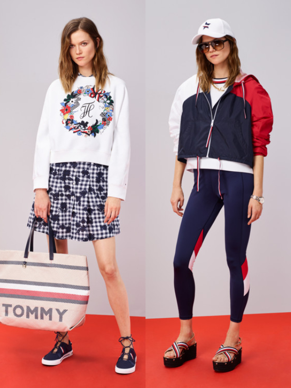 High Speed: nova kolekcija Tommy Hilfiger