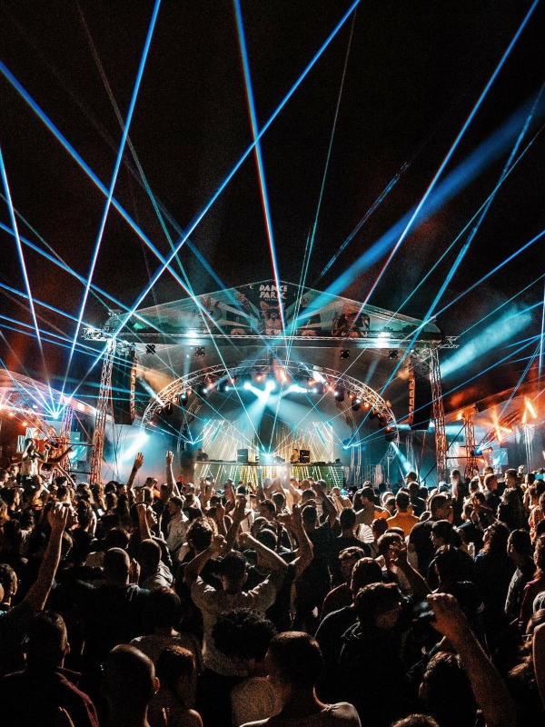 Dance park festival oduševio 15000 rejvera
