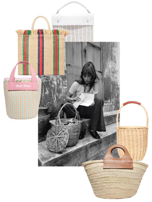 Glavni modni dodatak leta: torbe u stilu Džejn Birkin