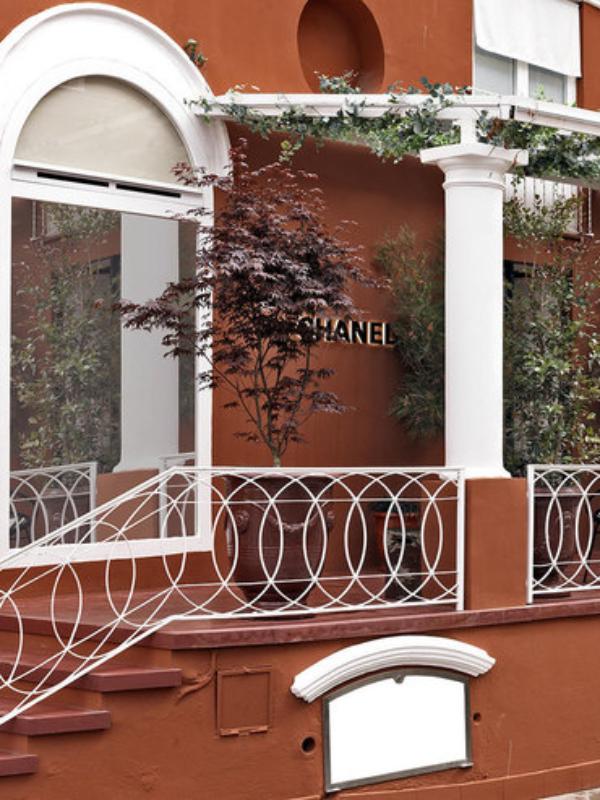 Italijanski odmor: na Kapriju otvoren pop-up butik Chanel