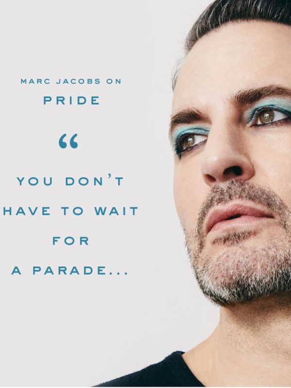 Mark Džejkobs u reklamnoj kampanji Marc Jacobs Beauty