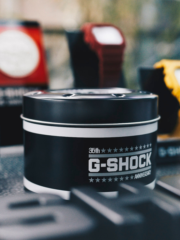 G-Shock proslavio 35-godišnjicu u Rajićeva Shopping Centru