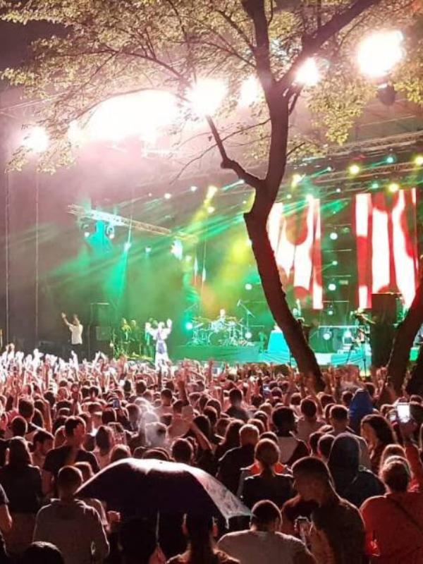 ENTER festival: promena rasporeda zbog najavljenog nevremena
