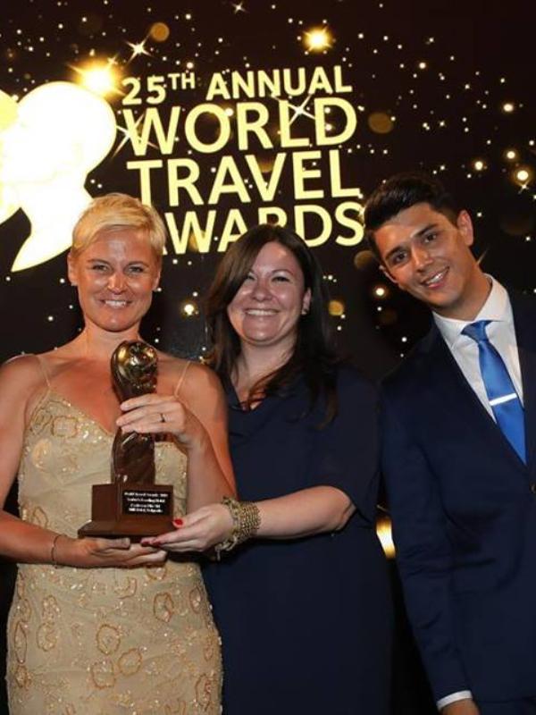 Hotel Radisson Blu Old Mill treći put zaredom dobitnik prestižne turističke nagrade