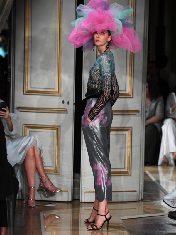 Armani Prive Haute Couture jesen/zima 2018/2019