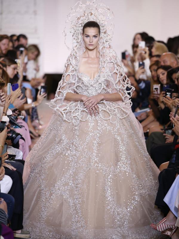 Moja Barselona: Elie Saab Couture kolekcija jesen/zima 2018/2019
