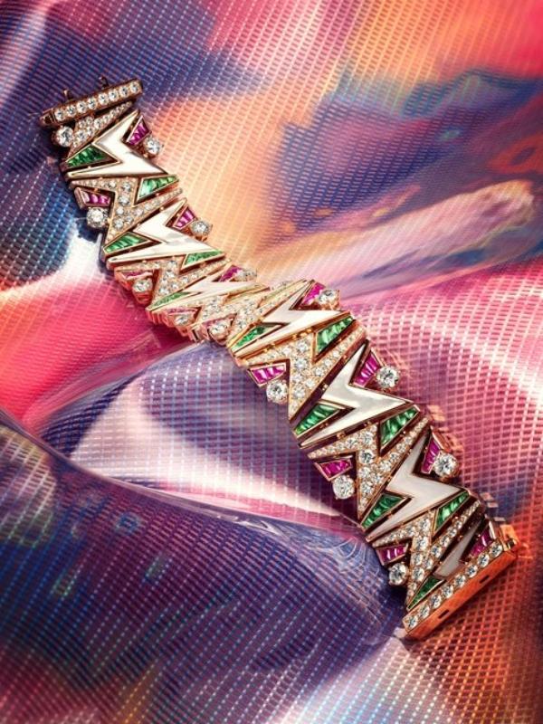 "U stilu 80-ih i Endija Vorhola: Bvlgari kolekcija nakita ""Wild Pop"""
