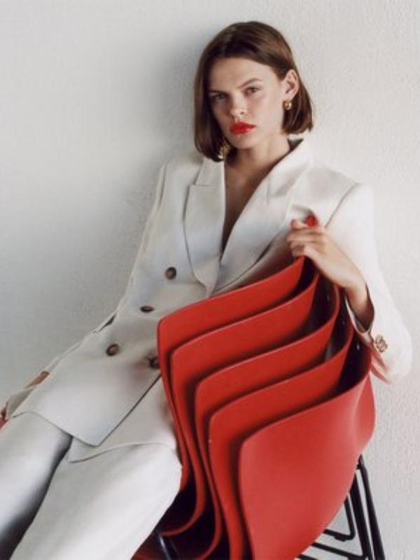 """Nova letnja kolekcija Zara """"Clean Lines"""""""
