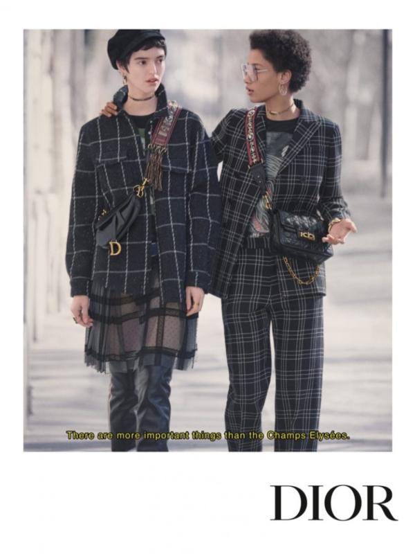 Francuski film: nova reklamna kampanja Dior