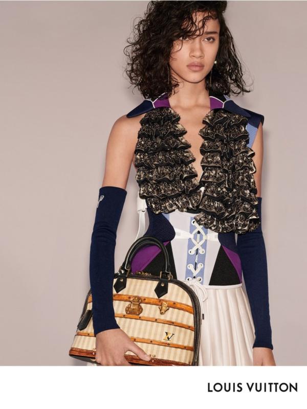 Idealna ravnoteža: reklamna kampanja Louis Vuitton jesen/zima 2018/2019