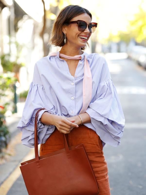 Letnji trend - bluze sa obimnim rukavima