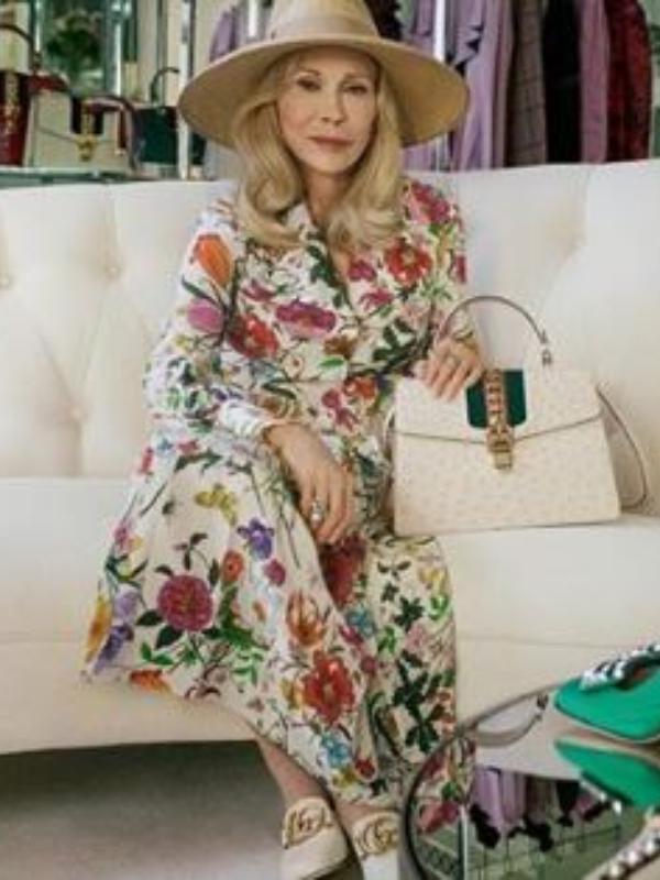 77-godišnja Fej Danavej je postala novo lice brenda Gucci