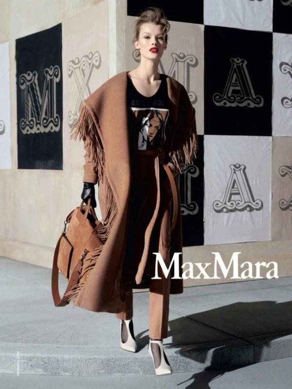 Jesen u Italiji: nova reklamna kampanja Max Mara