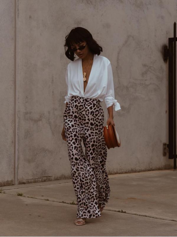 4 ideje o tome kako nositi leopard print