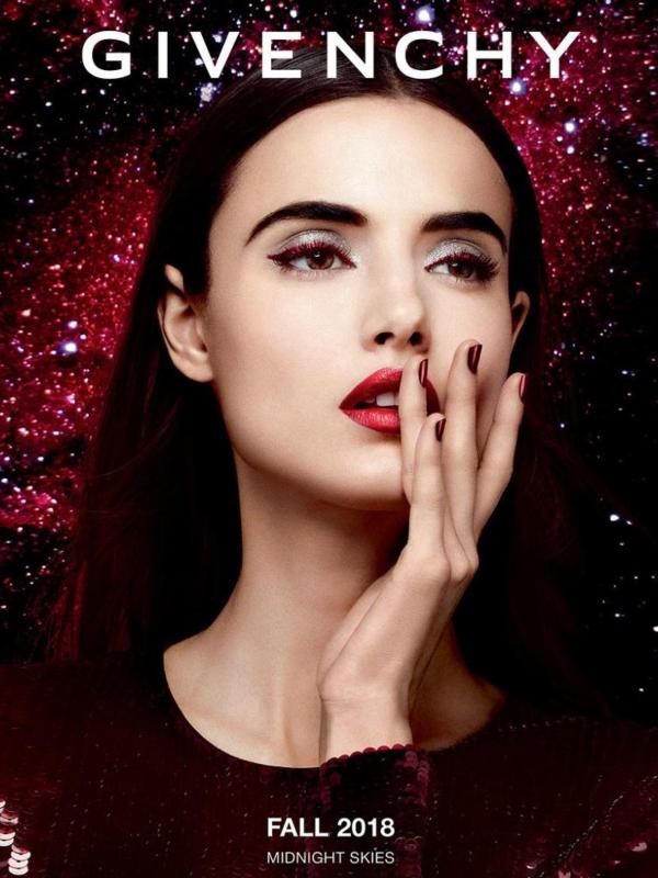 Jesenja kolekcija šminke Midnight Skies Givenchy