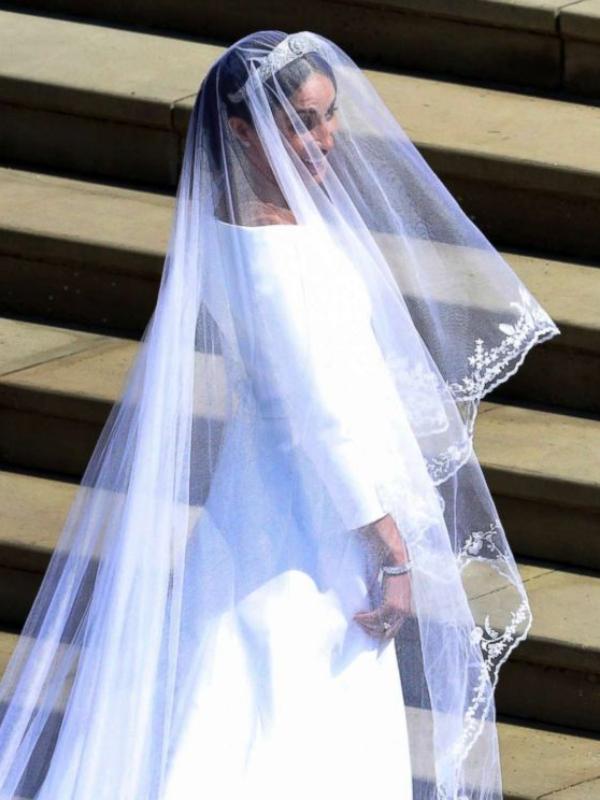 Šta će Megan Markl uraditi sa svojom venčanicom?