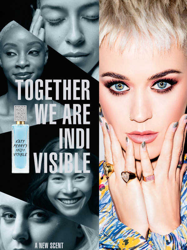 Katy Perry's Indi Visible - Together we are Indi Visible