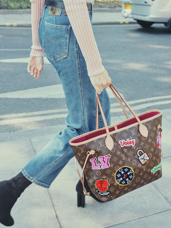 Patches: nova kolekcija modnih dodataka Louis Vuitton