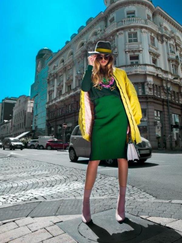 "Fashion&Friends jesenja kampanja - ""Back to the city"""