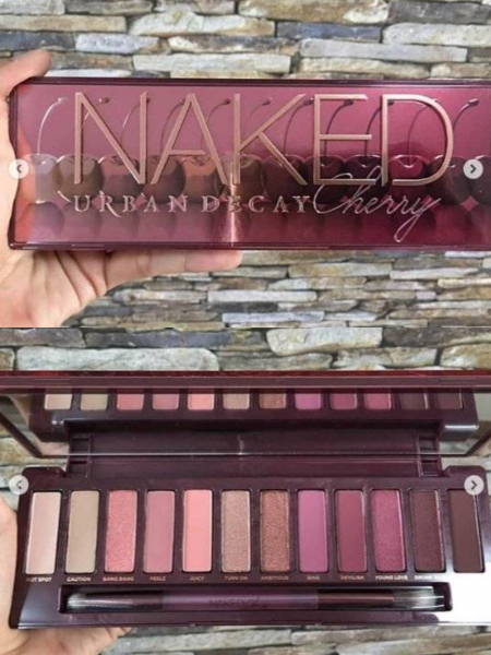 Naked Cherry - nova paleta Urban Decay