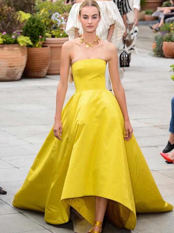 NYFW: kolekcija modne kuće Oscar De La Renta
