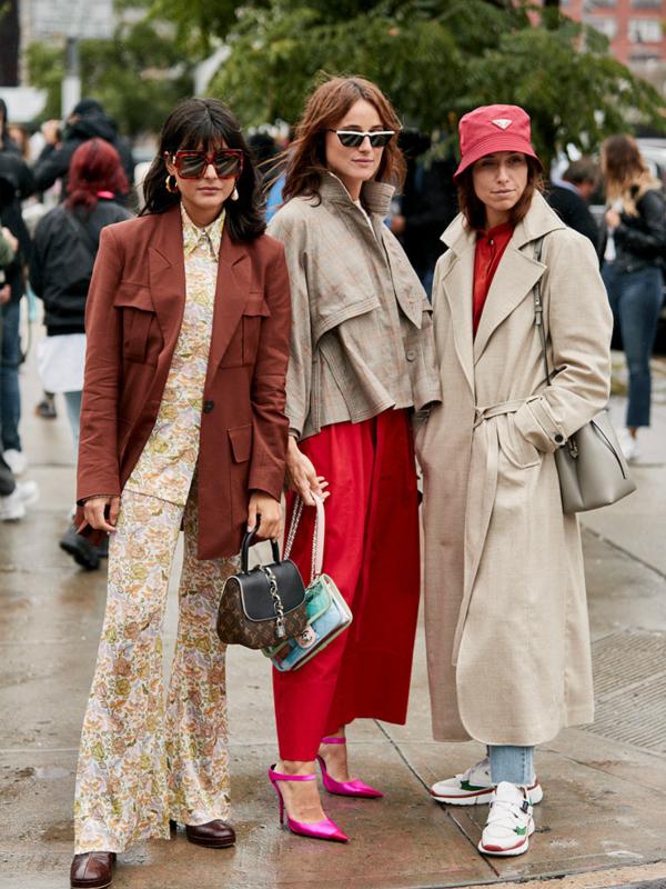 Kreirajte trendi septembarski stajling: 30 primera najslavnijih devojaka Njujorka