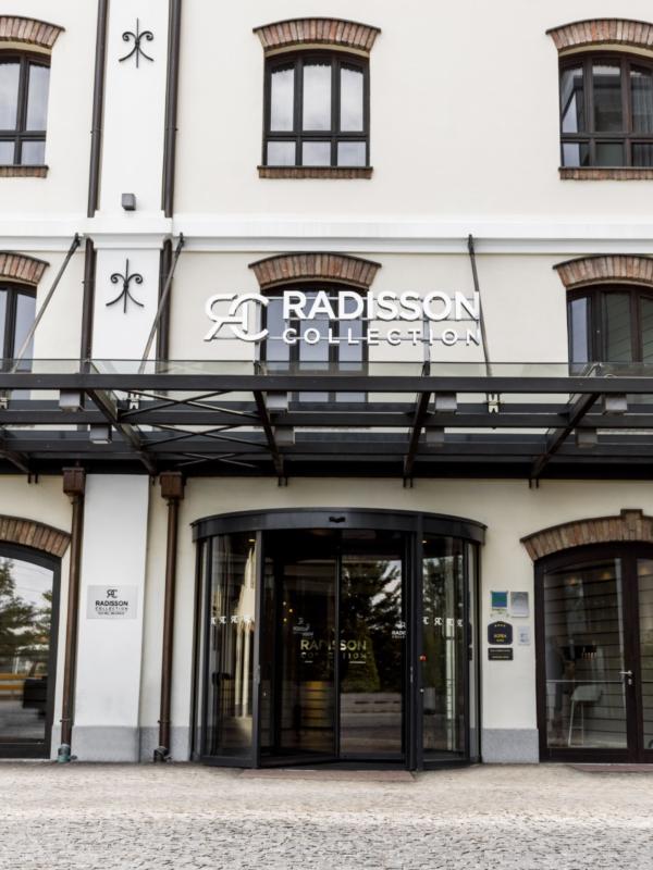 Dobro došli u Radisson Collection Hotel, Old Mill Belgrade