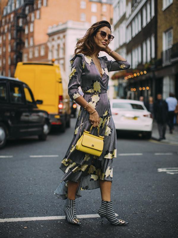 Obucite se moderno bez obzira na vremenske prilike: 50 primera sa londonskih ulica
