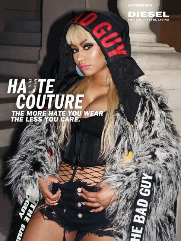 Diesel predstavio novu Ha(U)Te Couture kolekciju
