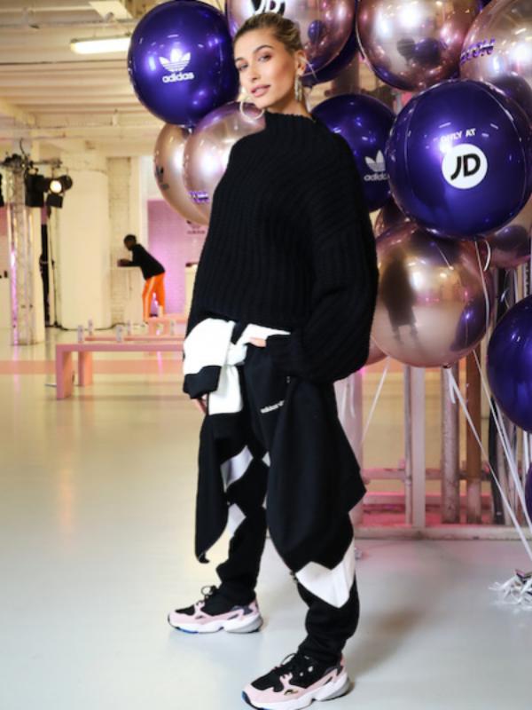 Hejli Boldvin je postala stilista