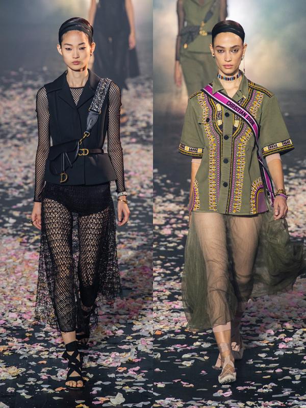 Snaga plesa: Christian Dior proleće/leto 2019