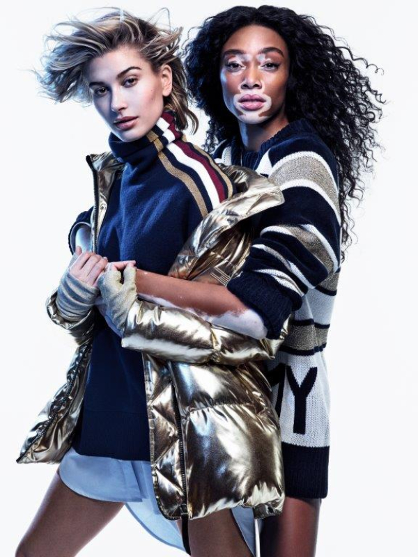 Američke ikone & novo lice klasike u Tommy Hilfiger jesenjoj kampanji