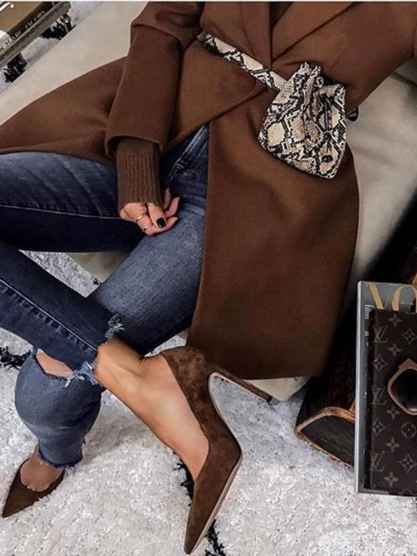 5 razloga zašto vam je ove jeseni potrebna odeća u braon boji